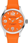 Nautica Fashion Active BFD 102 Orange Silicon Strap - A11588G