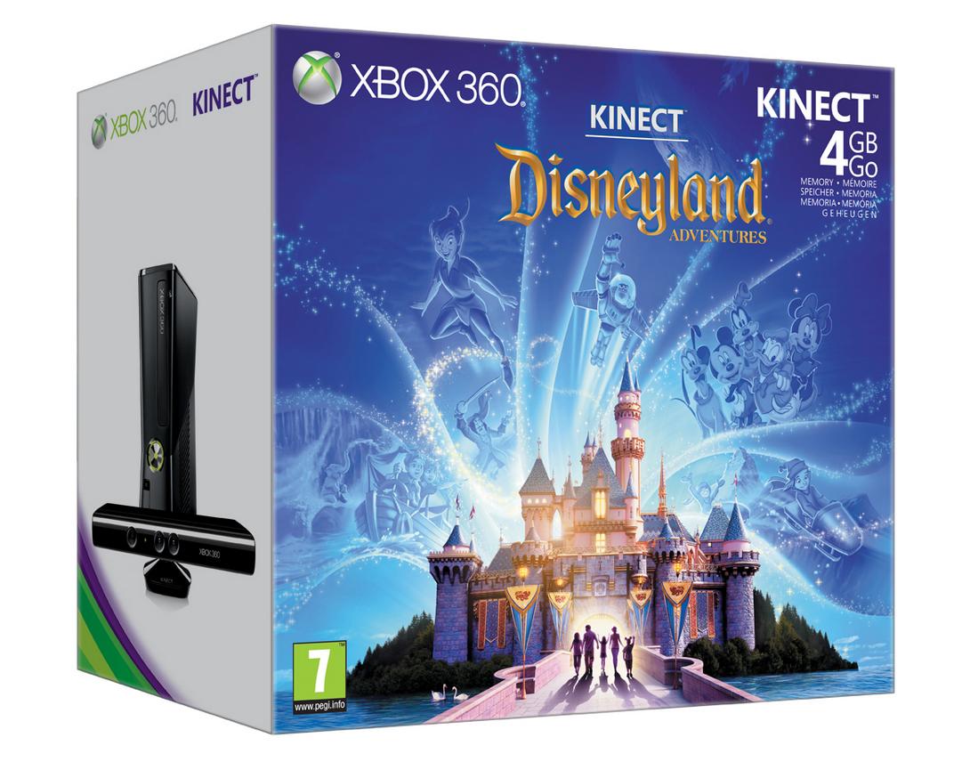 Xbox 360 Slim Black