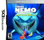 Finding Nemo: Escape to the Big Blue Special Edition DS