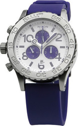 Nixon PU Chrono Purple