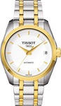 Tissot Ladies Couturier Automatic TwoTone Stainless Steel Brace