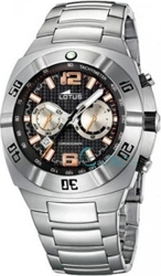 Lotus Stainless Steel Bracelet Chronograph L15534-6