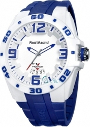 Viceroy Real Madrid Blue Rubber Date