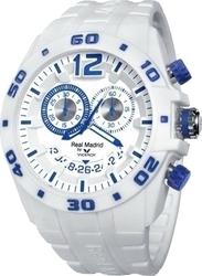 Viceroy Real Madrid White Rubber Chrono