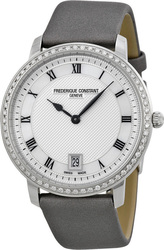 Frederique Constant Slim Line Diamonds