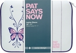 "Pat Says Now Laptop Sleeve Butterfly 7""-9"" 7052"