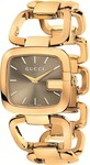 Gucci G-gucci Collection Gold Stainless Steel
