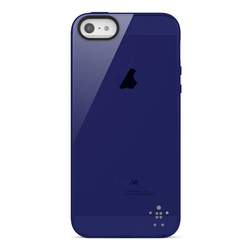 Belkin Grip Sheer Blue (iPhone 5/5s/SE)