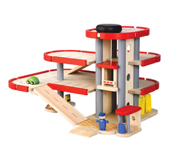 Plan Toys Parking Garage 6227