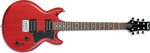 Ibanez GAX 30 Transparent Red