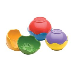 Playgro Babushka Stacking Cups