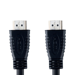 Bandridge HDMI Cable with Ethernet HDMI male - HDMI male 1m (VVL1201)