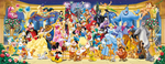 Οι ήρωες της Disney, 1000 pcs Ravensburger
