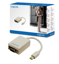 LogiLink mini DisplayPort male - VGA female (CV0038)