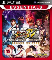 Super Street Fighter IV: Arcade Edition (Essentials) PS3