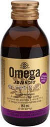 Solgar Omega Advanced Blend 2:1:1 (3-6-9) Liquid 150ml