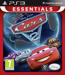 Cars 2: The Video Game (Essentials) PS3