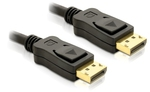 DeLock DisplayPort Cable DisplayPort male - DisplayPort male 1m (82423)