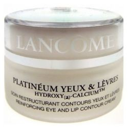 Lancome Platineum Eyes & Lips Contour Cream 15ml