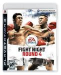 Fight Night Round 4 PS3