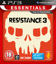Resistance 3 (Essentials) PS3