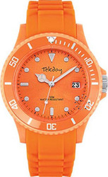 Tekday Sport Orange Rubber Strap