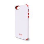 iLuv Regatta Dual Layer White (iPhone 5/5s/SE)