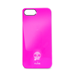 Puro Skull Cover Pink (iPhone 5/5s/SE)