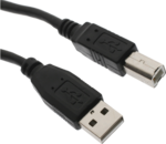 Valueline USB 2.0 Cable USB-A male - USB-B male 1.8m (CABLE-141HS)