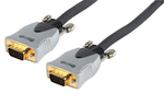 HQ Cable VGA male - VGA male 10m (HQSS5177/10)