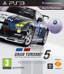 Gran Turismo 5 Academy Edition PS3