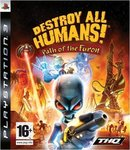 Destroy All Humans Path Of The Furon PS3