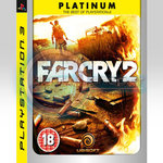Far Cry 2 Platinum PS3