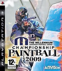 Millennium Series Championship Paintball 2009 PS3