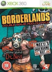 Borderlands Double Game Add-on Pack XBOX 360
