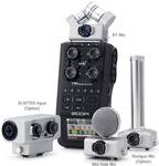 Zoom H6 + APH-6 Accessory Package