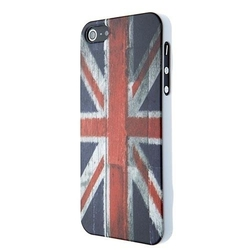 Skill FWD Wooden UK Flag (iPhone 5/5s/SE)