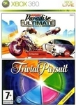 Burnout Paradise Ultimatetrivial Pursuit XBOX 360
