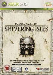 The Elder Scrolls IV Shivering Isles XBOX 360