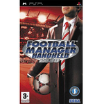 Football Manager Handheld 2008 PSP