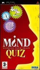 Mind Quiz Exercise Your Brain PSP