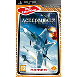 Ace Combat X Skies Of Deception Essentials PSP