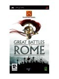 Great Battles Of Rome PSP
