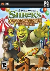 Shrek's Carnival Craze PC