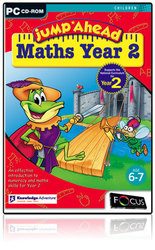 Jump Ahead Maths Year 2 PC