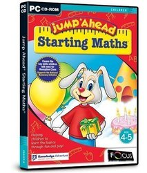 Jump Ahead Starting Maths PC