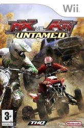Mx Vs Atv Untamed WII