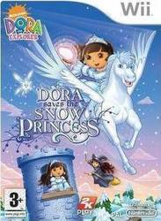 Dora Saves The Snow Princess WII