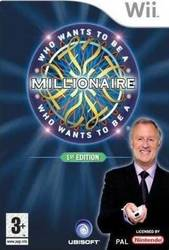 Who Wants to Be a Millionaire 1st Edition Wii
