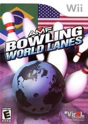 Amf Bowling World Lanes WII